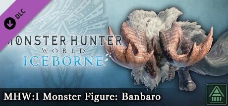 Monster Hunter World: Iceborne - MHW:I Monster Figure: Banbaro