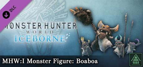 Monster Hunter World: Iceborne - MHW:I Monster Figure: Boaboa