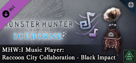 Monster Hunter World: Iceborne - MHW:I Music Player: Raccoon City Collaboration - Black Impact