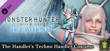 Monster Hunter: World - The Handler's Techno Handler Costume