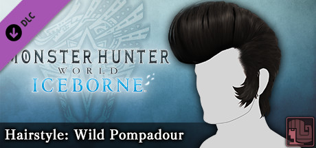 Monster Hunter World: Iceborne - Hairstyle: Wild Pompadour