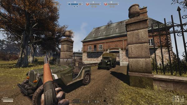 скриншот Heroes & Generals - SU Assault 0