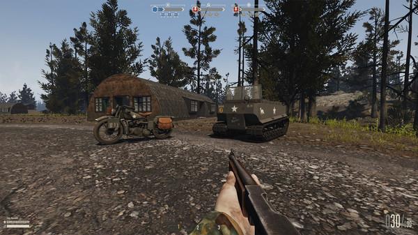 скриншот Heroes & Generals - US Medic 0