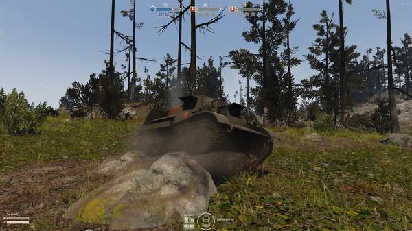 скриншот Heroes & Generals - SU Medic 1