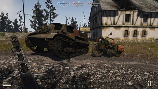 скриншот Heroes & Generals - SU Medic 0