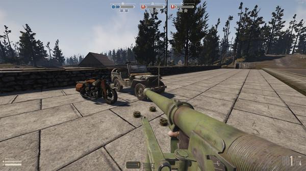 скриншот Heroes & Generals - US Antitank 0