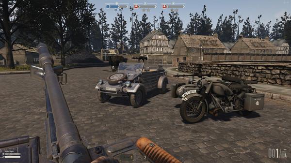 скриншот Heroes & Generals - GE Antitank 0