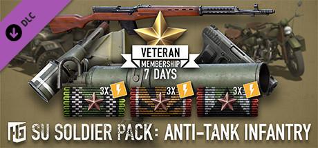 Heroes & Generals - SU Antitank
