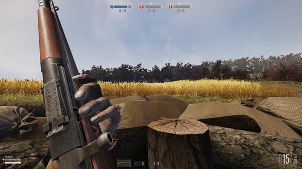 скриншот Heroes & Generals - SU Antitank 4
