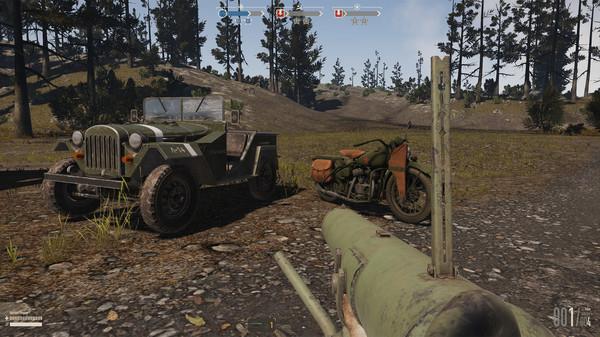 скриншот Heroes & Generals - SU Antitank 0