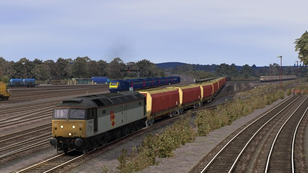 скриншот Train Simulator: Southwestern Expressways: Bristol, Taunton & Exeter Route Add-On 4