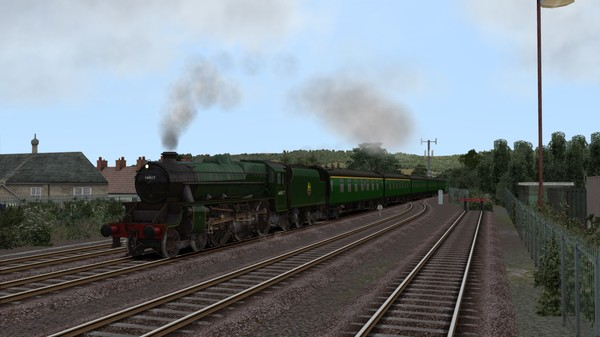 скриншот Train Simulator: Southwestern Expressways: Bristol, Taunton & Exeter Route Add-On 1