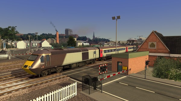 скриншот Train Simulator: Southwestern Expressways: Bristol, Taunton & Exeter Route Add-On 5