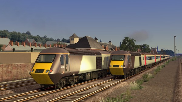 скриншот Train Simulator: Southwestern Expressways: Bristol, Taunton & Exeter Route Add-On 2
