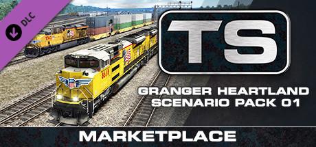 Купить TS Marketplace: Granger Heartland Scenario Pack 01 (DLC)