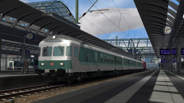 скриншот Train Simulator: Im Köblitzer Bergland Route Add-On 3