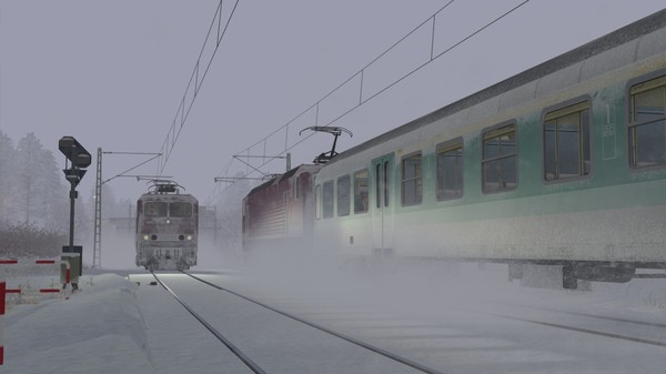 скриншот Train Simulator: Im Köblitzer Bergland Route Add-On 2