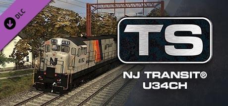 Train Simulator: NJ TRANSIT U34CH Loco Add-On