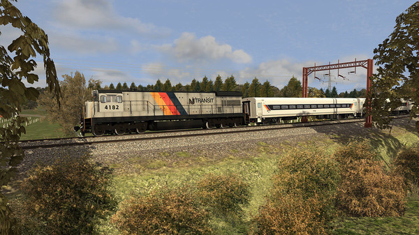 скриншот Train Simulator: NJ TRANSIT U34CH Loco Add-On 2
