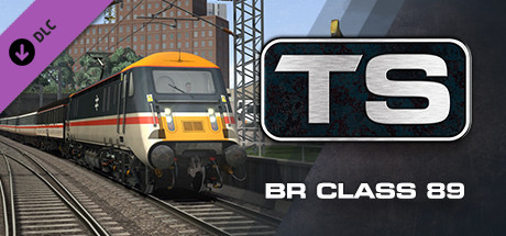 Train Simulator: InterCity BR Class 89 'Badger' Loco Add-On