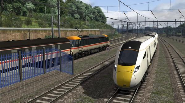 скриншот Train Simulator: InterCity BR Class 89 'Badger' Loco Add-On 4