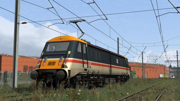 скриншот Train Simulator: InterCity BR Class 89 'Badger' Loco Add-On 2