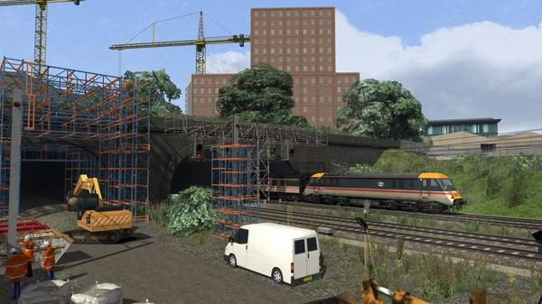 скриншот Train Simulator: InterCity BR Class 89 'Badger' Loco Add-On 3