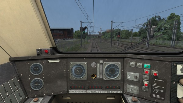 скриншот Train Simulator: InterCity BR Class 89 'Badger' Loco Add-On 1
