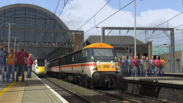скриншот Train Simulator: InterCity BR Class 89 'Badger' Loco Add-On 0