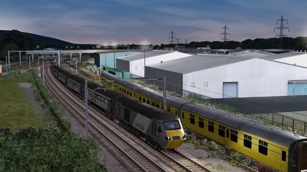 скриншот Train Simulator: ECML North: Newcastle - Edinburgh Route Add-On 4