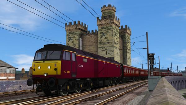 скриншот Train Simulator: ECML North: Newcastle - Edinburgh Route Add-On 2