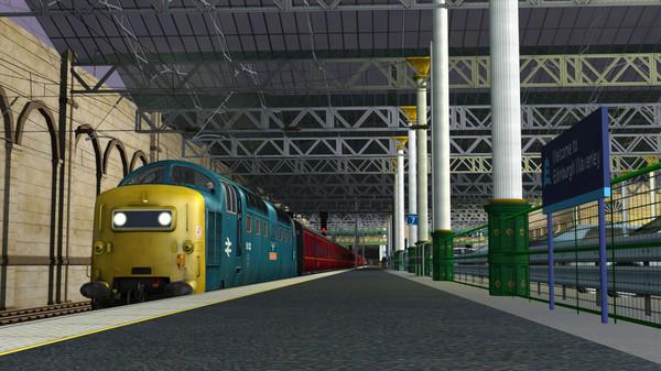 скриншот Train Simulator: ECML North: Newcastle - Edinburgh Route Add-On 3