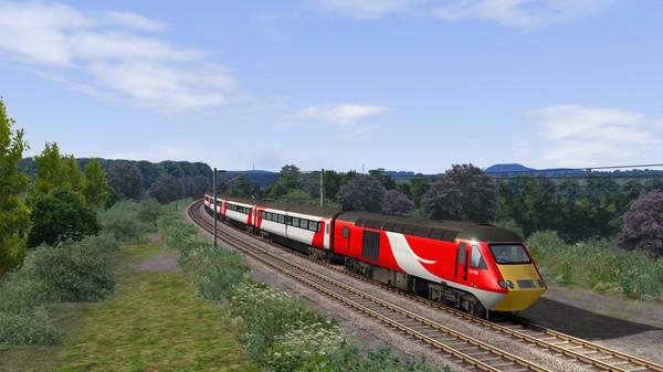 скриншот Train Simulator: ECML North: Newcastle - Edinburgh Route Add-On 0