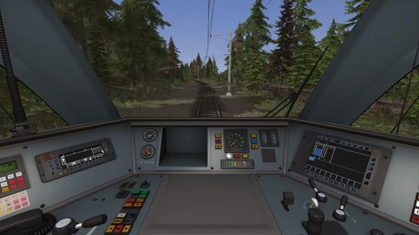 скриншот Train Simulator: Lake Constance: Schaffhausen – Kreuzlingen Route Add-On 3