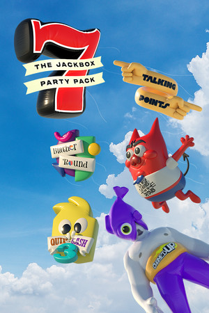 The Jackbox Party Pack 7 poster image on Steam Backlog
