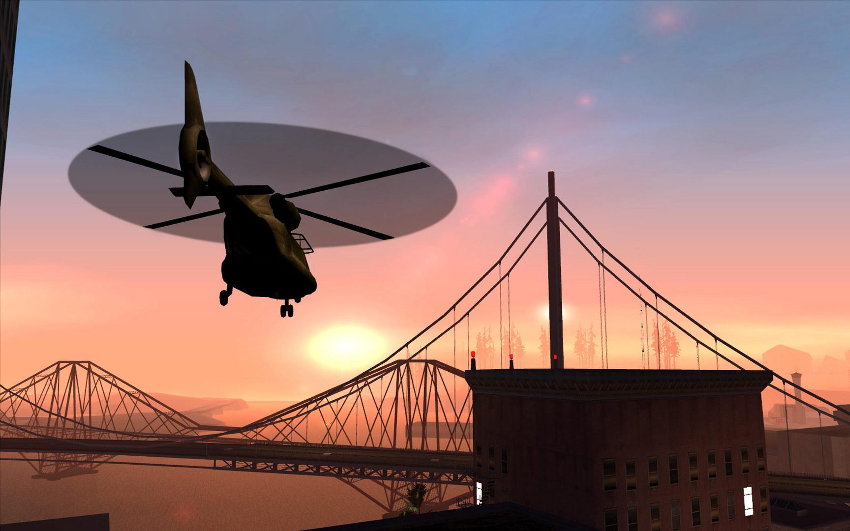 GTA: San Andreas Download ZIP