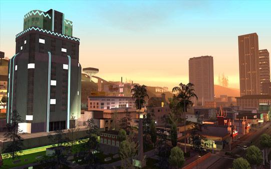 Скриншот из Grand Theft Auto: San Andreas