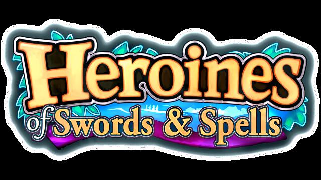 Heroines of Swords & Spells logo