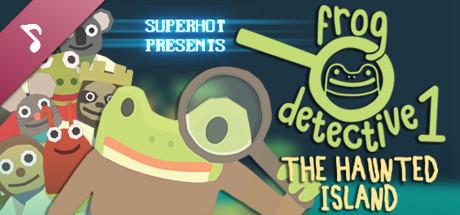 Frog Detective 1: Original Soundtrack cover art