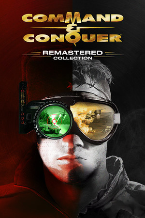 Command & Conquer Remastered Collection poster image on Steam Backlog