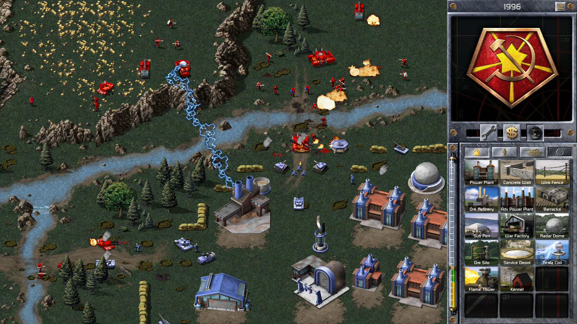 Command & Conquer™ Remastered Collection Resimleri