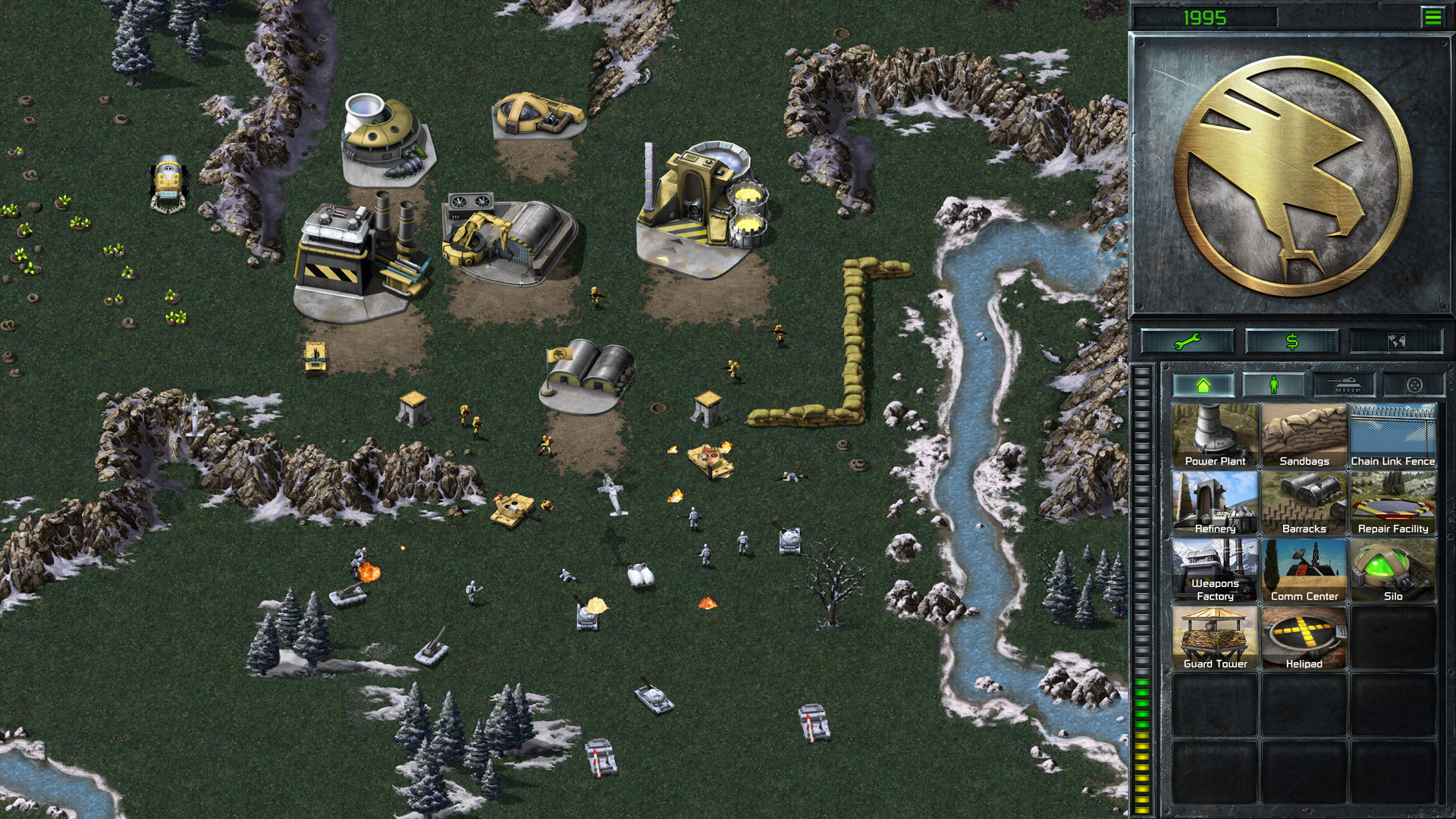 Command & Conquer™ Remastered Collection Images