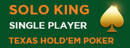 Solo King - Single Player : Texas Hold'em Poker