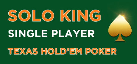 Solo King - Single Player : Texas Hold'em Poker cover art