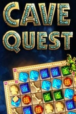 Cave Quest poster image on Steam Backlog