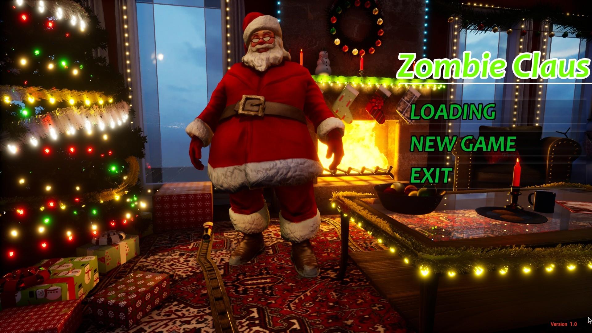 Zombie Claus screenshot