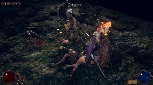 Скриншот из She Will Punish Them