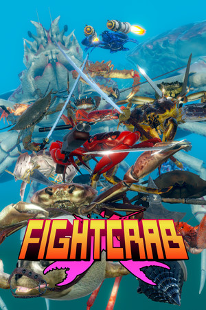 Fight Crab poster image on Steam Backlog