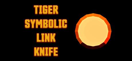 TIGER SYMBOLIC LINK KNIFE