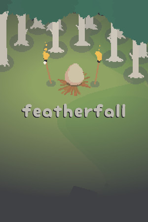 Featherfall poster image on Steam Backlog